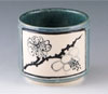 link to plum blossom teacup by Bonnie Belt