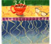 "Link to ""Coffee with Hockney IV"" by Betty Jo Fitzgerald"