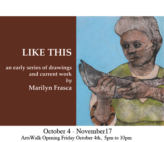 Marilyn Frasca exhibit