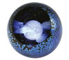Link to Full Moon Paperweight by Glass Eye Studio