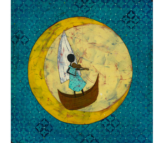 "Lisa Kattenbtaker ""Moon Song"""
