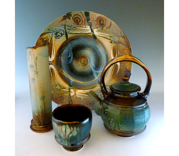 Craig Martell pottery