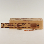 Mitercraft Woodworking Cherry blossom cribbage board