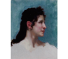 "Link to ""Study of a Bouguereau"" by Carla Paine"